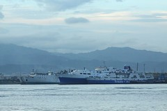 Ceby Ferry 3 Doña Conchita Sr. Trans Asia 5 Trans Asia (EcKS! the Shipspotter) Tags: ships psss mactanchannel cebuships philippineships