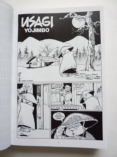 Usagi Yojimbo: The Special Edition by Stan Sakai - page