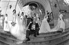 GAME OVER (Tonymadrid Photography) Tags: wedding bodas novios casados nikonfisheye