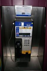 Téléphone public de Bell