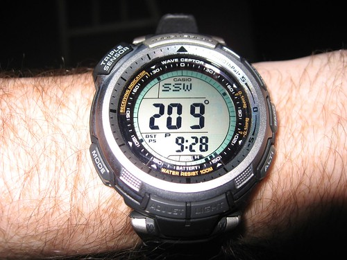Casio Pathfinder Watch - PAW1300