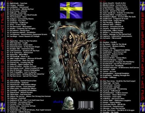 VA   Swedish Melodic Death Metal preview 1