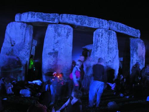 Stonehenge on the Shortest Night