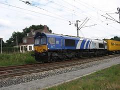 ERS Class 66 (giedje2200loc) Tags: railroad train diesel trains 66 class railways railfan freight ers intermodal railfanning class66fan