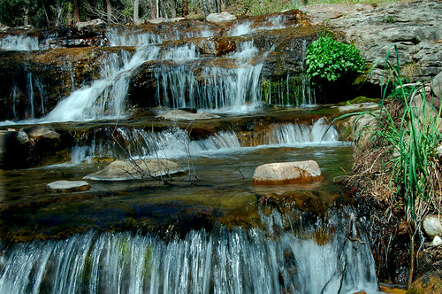 Horton Creek Falls (Velvia Edit)