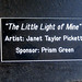 The Little Light of Mine - Janet Taylor Pickett