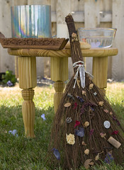 Pagan wiccan weddings handfastings the tradition of broom the tradition of broom jumping in weddings handfastings junglespirit Gallery