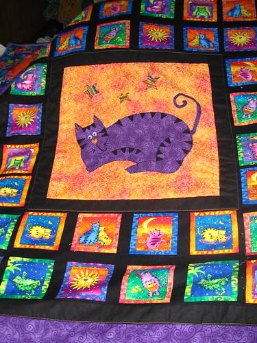 Jasmin's quilt