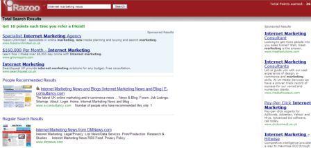 http://www.irazoo.com/SearchResults.aspx?q=internet+marketing+news&Page=1