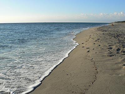 1er réveil face à la plage de Biguglia.jpg