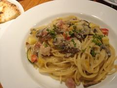 Spaghetti Ortolama