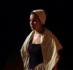 Tiffany as Mary Warren in The Crucible - over 14,000 views