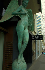 Erotic Angel (rodBEVERIDGE) Tags: angel naked australia melbourne victoria scull