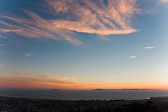 Sunset: Over Surf, Ventura (Kurt Preissler) Tags: ocean california sunset pordosol evening twilight zonsondergang surf sonnenuntergang sundown dusk over pch highway1 ventura venturacounty lamer nightfall puestadelsol coucherdusoleil dasmeer canoneos5d closeofday kurtpreissler preisslermediaservices