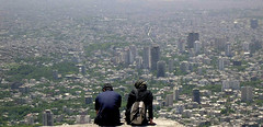 Love on Tehran`s Roof