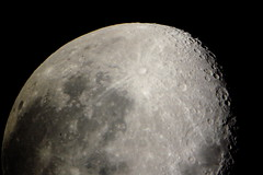The Moon (closeup)
