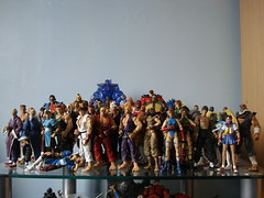 Street Fighter by Sota (SuperiorRAW) Tags: street game toys li video long fighter action ken fei chun sakura fighting remy gen vega figures cammy ryu guile balrog capcom sagat sodom sota dhalsim mbison akuma ibuki adon zangief ehonda thawk gouken rmika