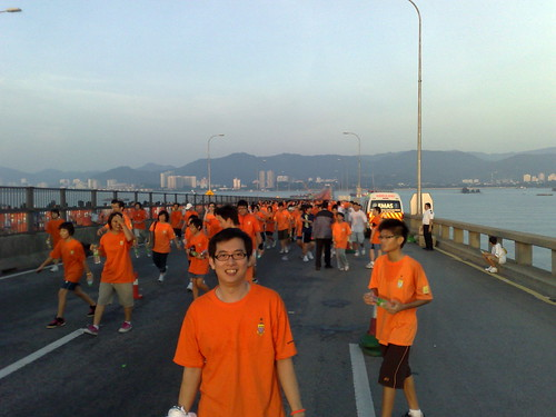 Penang bridge International Marathon_03