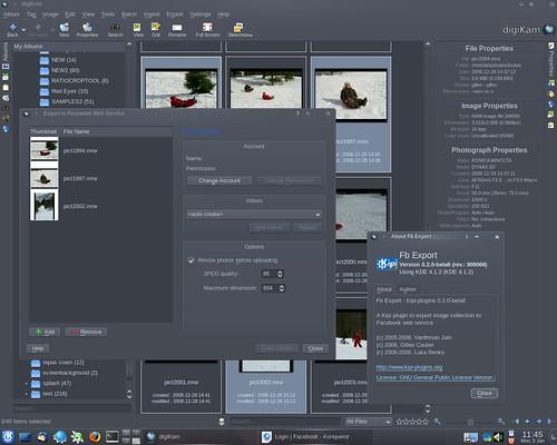 FaceBookExport-kipiplugin-KDE4