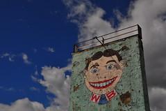 Tillie (AmazingJourney2010) Tags: abandoned graffiti mural clown asburypark urbanexploration tillie stonepony heatingplant