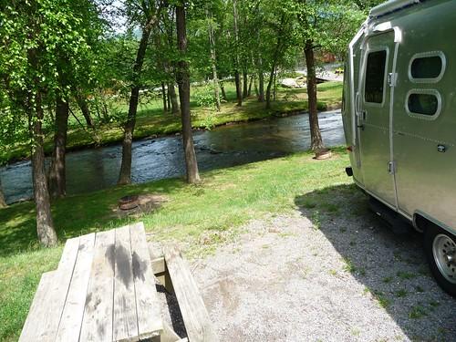 asheville koa river.