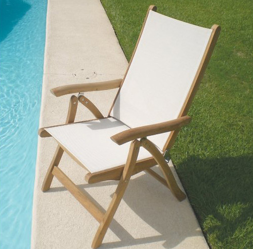 Teak Florida Chair