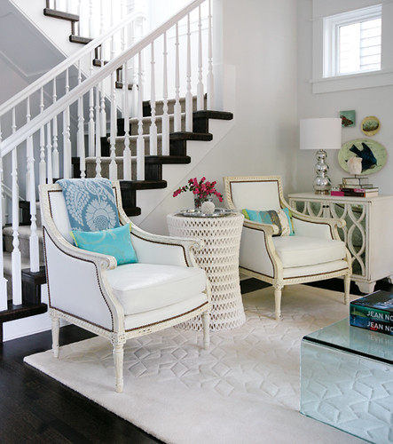 stairway - style at home