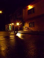 inherente (tAciTurnUs FrEsaS4EvEr) Tags: street inspiration cars colors mxico truck luces noche fuji daniel bicicleta colores autos construccin sombras viernes tonos ixtapaluca albail fresas4ever chubacaconka