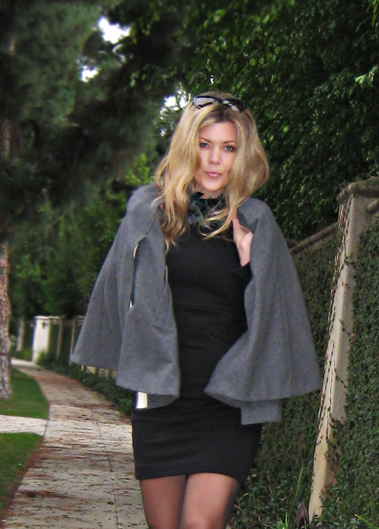 gray cape+beverly hills