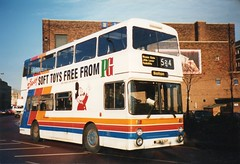 A ExGM206 (d33206hg) Tags: bus ex manchester gmb gmt selnec