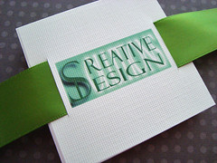 Creative Design - Ribbon Tags