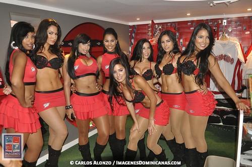 Bailarinas del Escogido
