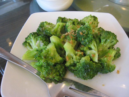 Broccoli with Garlic 2