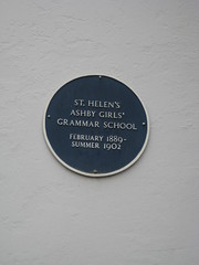 Photo of Blue plaque number 4766