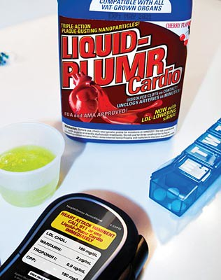wired magazine found:future liquid-plumr cardio