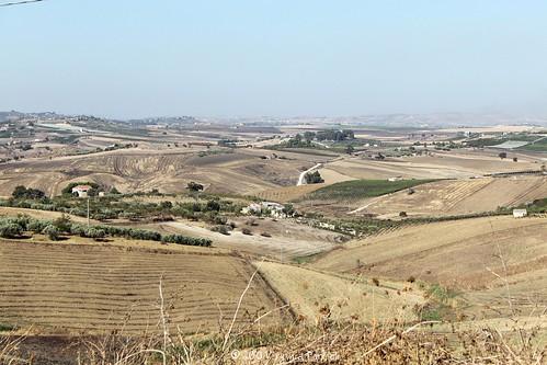 entroterra siciliano