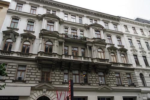 Sigmund Freud House and Office, Vienna - Austria
