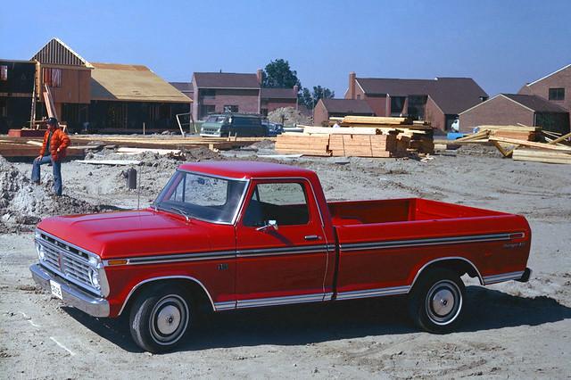 ford 1974 ranger pickup f150 1975 1973 xlt