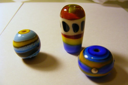 Stripey beads