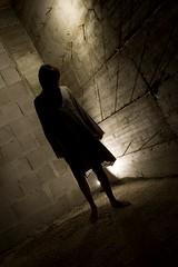 Gazing  in sorrow - by Pensiero