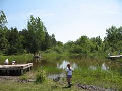 Baxter pond