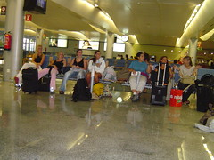 Santander Airport Going Home (madskills421) Tags: trip friends summer vacation portugal fun spain europa europe state michigan lisbon sintra msu bilbao espana spanish study scenary abroad santander spaniard uimp