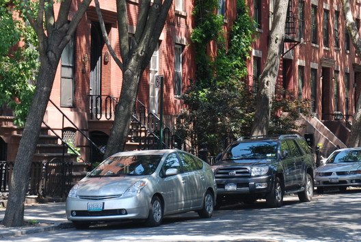 Boerum Hill Cars Parked