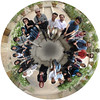 Me Fish! (Hamed Saber) Tags: polarpanorama polar panorama fisheye flickrmeetup meetup gathering golestan palace empty pool round circle sphere پرشیا پرشيا فارسی فارسي ايران ايراني ايرانيان ایران حامدصابر ایرانیان حامد صابر saber persian iran persia iranian hamed farsi upcoming:event=223329 cd tehran تهران