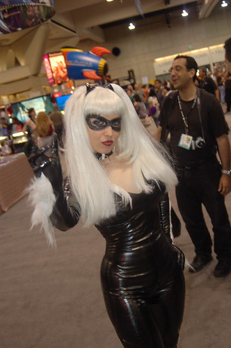 Comic Con 2007: Black Cat