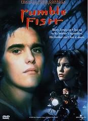 Rumble Fish DVD
