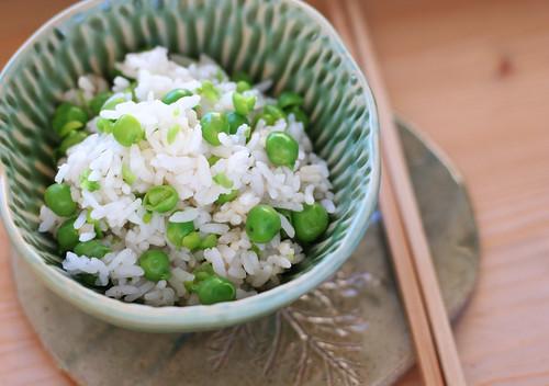 Pea Rice