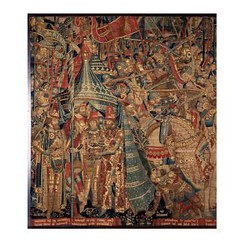War of Troy Tapestry, 1475-1490, Museum no. 6-1887