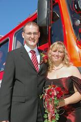 Hochzeit Christian und Isabel - 18.08.2007