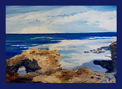 Great Ocean Road Scene.B